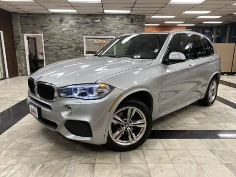 2015 BMW X5 for sale at Sonias Auto Sales in Worcester MA