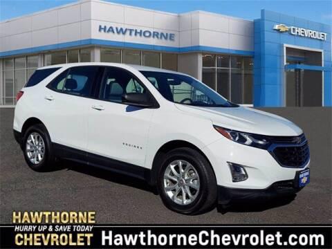 2019 Chevrolet Equinox for sale at Hawthorne Chevrolet in Hawthorne NJ