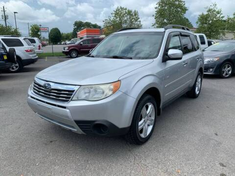 2010 Subaru Forester for sale at Diana Rico LLC in Dalton GA