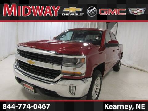 2018 Chevrolet Silverado 1500 for sale at Midway Auto Outlet in Kearney NE