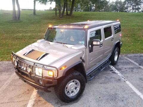 2004 HUMMER H2 for sale at FAYAD AUTOMOTIVE GROUP in Pittsburgh PA