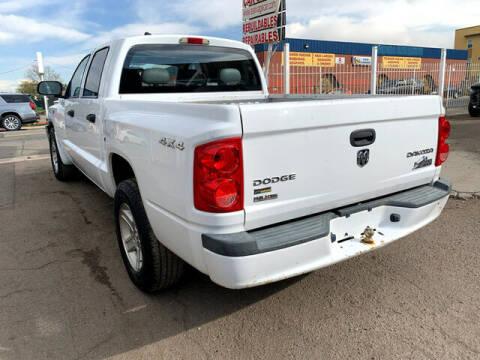 2011 RAM Dakota for sale at ELITE MOTOR CARS OF MIAMI in Miami FL