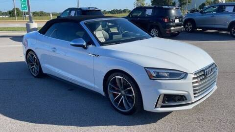 2018 Audi S5 for sale at Napleton Autowerks in Springfield MO
