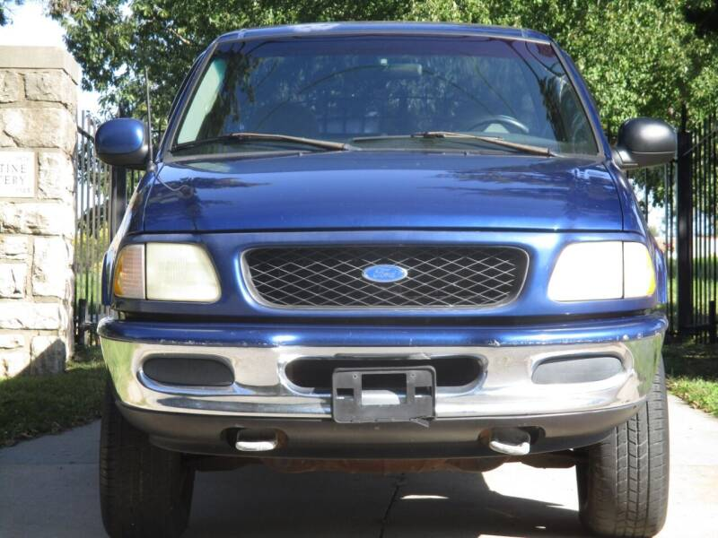 1997 Ford F-150 for sale at Blue Ridge Auto Outlet in Kansas City MO