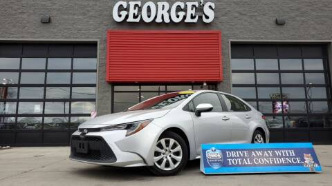 2020 Toyota Corolla for sale at George's Used Cars - Telegraph in Brownstown MI