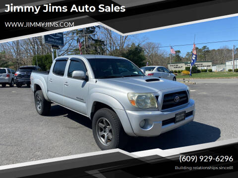 2005 Toyota Tacoma for sale at Jimmy Jims Auto Sales in Tabernacle NJ