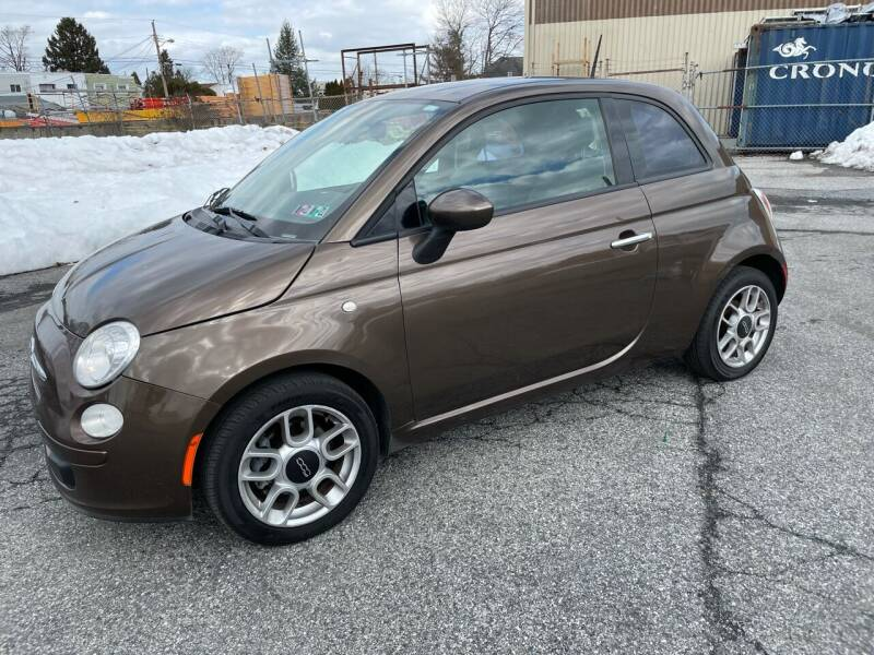 2015 FIAT 500 for sale at Capri Auto Works in Allentown PA