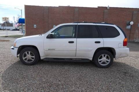 2002 GMC Envoy for sale at Paris Fisher Auto Sales Inc. in Chadron NE