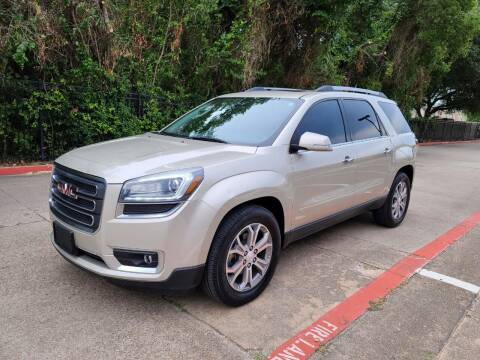 2013 GMC Acadia for sale at DFW Autohaus in Dallas TX