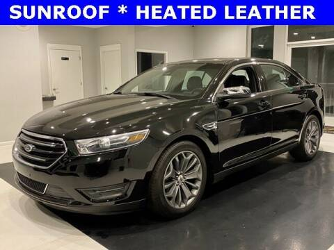 2015 Ford Taurus for sale at Ron's Automotive in Manchester MD