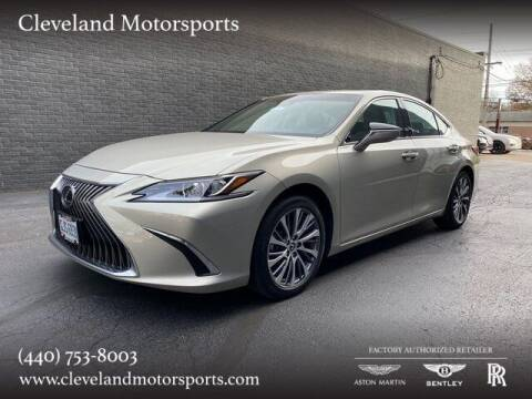 2020 Lexus ES 350 for sale at Drive Options in North Olmsted OH