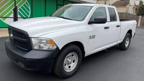 2014 RAM Ram Pickup 1500 for sale at T.S. IMPORTS INC in Houston TX