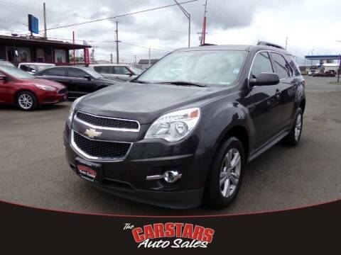 2014 Chevrolet Equinox for sale at CARSTARS AUTO SALES in Olympia WA