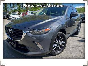 2018 Mazda CX-3 for sale at Rockland Automall - Rockland Motors in West Nyack NY