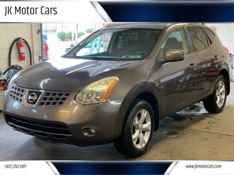 2008 Nissan Rogue for sale at JK Motor Cars in Pittsburgh PA