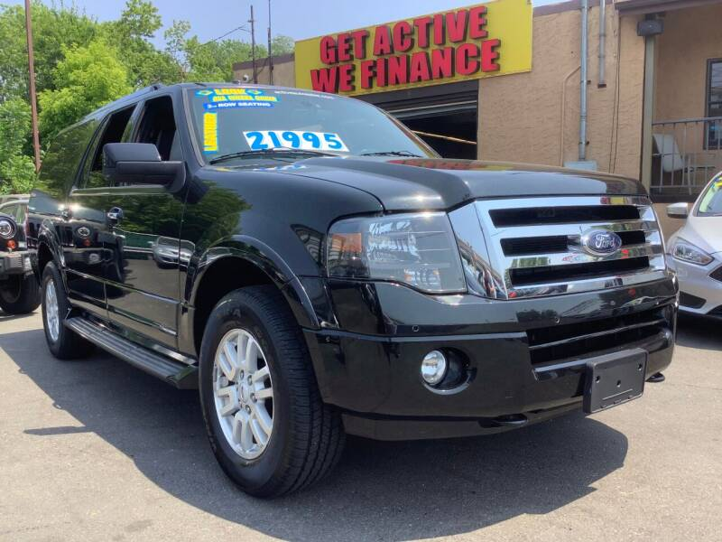 2014 Ford Expedition EL for sale at Active Auto Sales Inc in Philadelphia PA