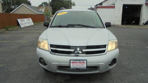 2007 Mitsubishi Endeavor for sale at Absolute Motors in Hammond IN