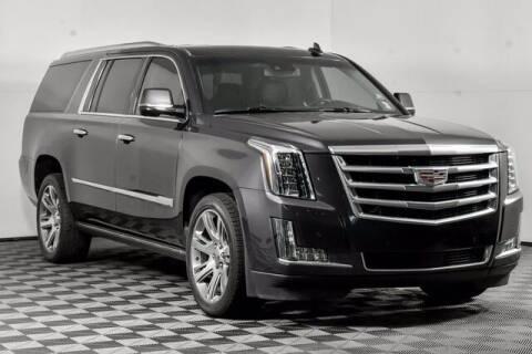 2015 Cadillac Escalade ESV for sale at Washington Auto Credit in Puyallup WA