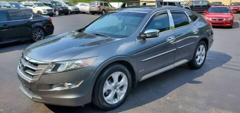 2010 Honda Accord Crosstour for sale at GEORGIA AUTO DEALER, LLC in Buford GA