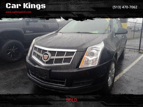 2010 Cadillac SRX for sale at Car Kings in Cincinnati OH
