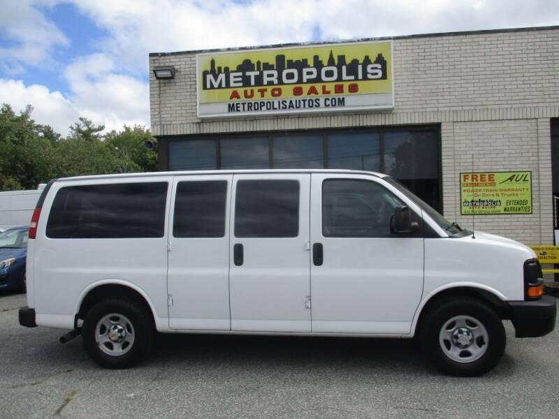 2008 Chevrolet Express Passenger for sale at Metropolis Auto Sales in Pelham NH