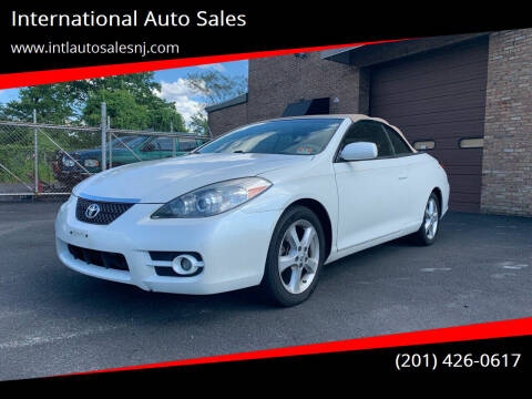 2008 Toyota Camry Solara for sale at International Auto Sales in Hasbrouck Heights NJ