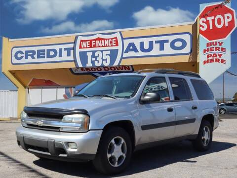 2005 Chevrolet TrailBlazer EXT for sale at Buy Here Pay Here Lawton.com in Lawton OK