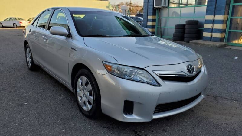 2010 Toyota Camry Hybrid for sale at MFT Auction in Lodi NJ