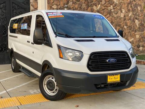 2016 Ford Transit Passenger for sale at Car Deal Auto Sales in Sacramento CA