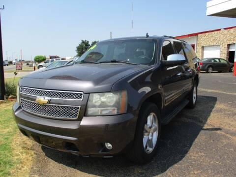 2010 Chevrolet Suburban for sale at Sunrise Auto Sales in Liberal KS