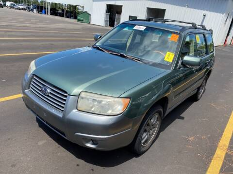 2007 Subaru Forester for sale at LUXURY IMPORTS AUTO SALES INC in North Branch MN