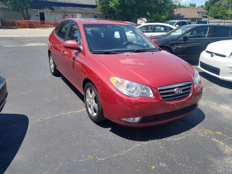 2008 Hyundai Elantra for sale at I Car Motors in Joliet IL
