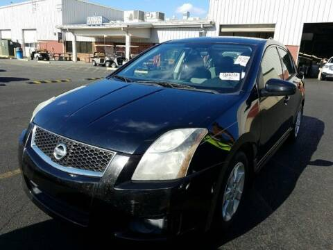 2012 Nissan Sentra for sale at DREWS AUTO SALES INTERNATIONAL BROKERAGE in Atlanta GA