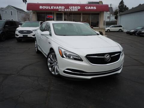 2017 Buick LaCrosse for sale at Boulevard Used Cars in Grand Haven MI
