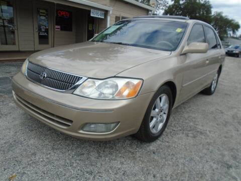 2000 Toyota Avalon for sale at New Gen Motors in Lakeland FL