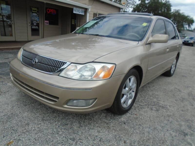 2000 Toyota Avalon for sale at New Gen Motors in Lakeland FL