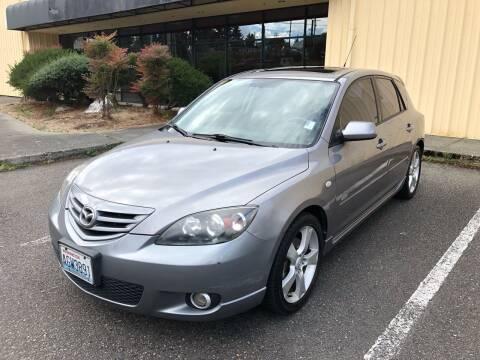 2004 Mazda MAZDA3 for sale at South Tacoma Motors Inc in Tacoma WA