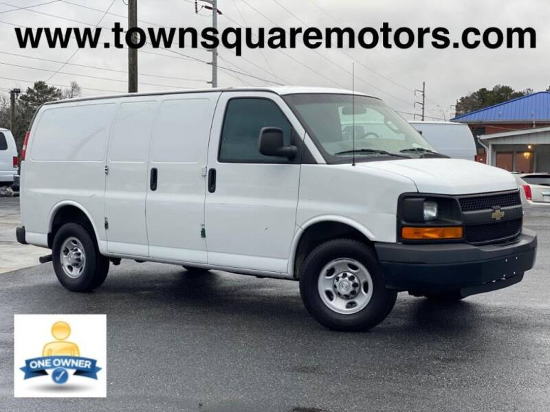 2016 Chevrolet Express Cargo for sale at Town Square Motors in Lawrenceville GA