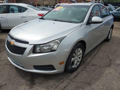 2011 Chevrolet Cruze for sale at JIREH AUTO SALES in Chicago IL