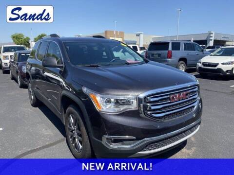 2017 GMC Acadia for sale at Sands Chevrolet in Surprise AZ