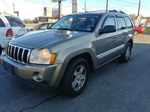 2006 Jeep Grand Cherokee for sale at Regional Auto Sales in Madison Heights VA