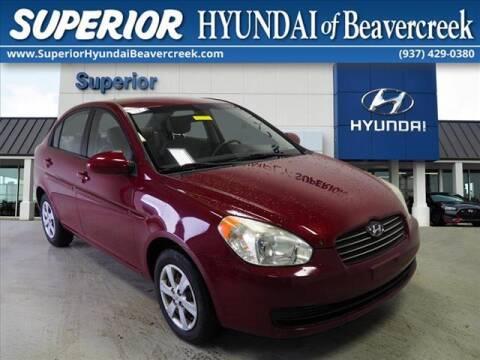 2009 Hyundai Accent for sale at Superior Hyundai of Beaver Creek in Beavercreek OH