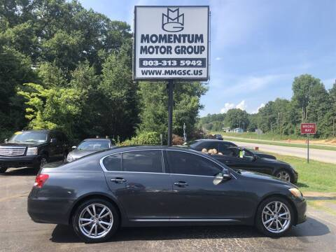 2011 Lexus GS 350 for sale at Momentum Motor Group in Lancaster SC