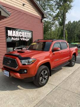 2018 Toyota Tacoma for sale at Marcotte & Sons Auto Village in North Ferrisburgh VT