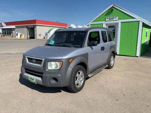 2003 Honda Element for sale at Independent Auto in Belle Fourche SD
