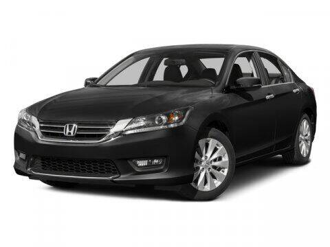 2015 Honda Accord for sale at DICK BROOKS PRE-OWNED in Lyman SC