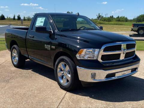 2021 RAM Ram Pickup 1500 Classic for sale at Vance Fleet Services in Guthrie OK