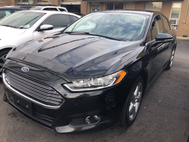 2013 Ford Fusion for sale at Ultra Auto Enterprise in Brooklyn NY