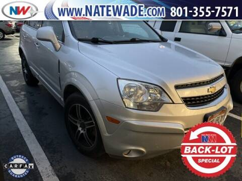 2013 Chevrolet Captiva Sport for sale at NATE WADE SUBARU in Salt Lake City UT