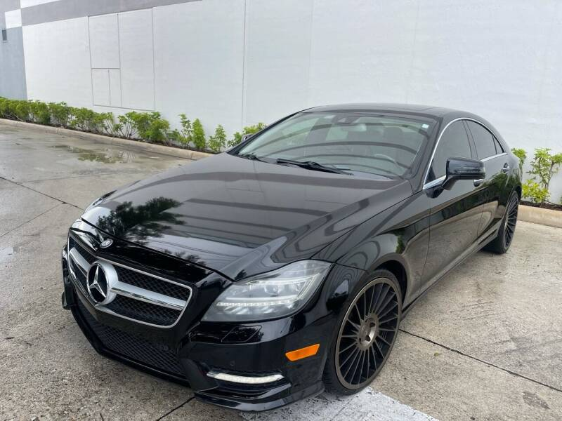 2014 Mercedes-Benz CLS for sale at Auto Beast in Fort Lauderdale FL